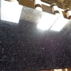 Nero Impala  granite slabs