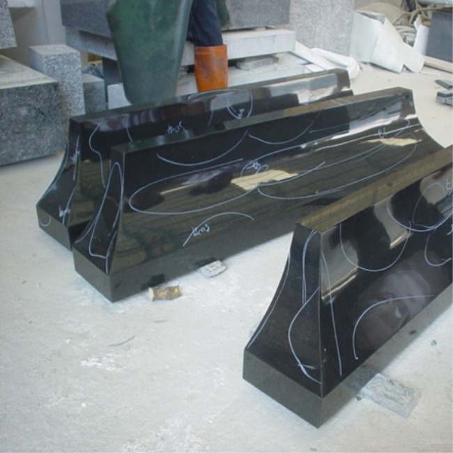 Shanxi black granite border