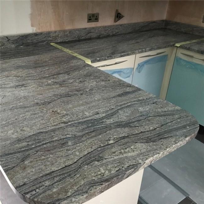 Bianco picarema granite countertops