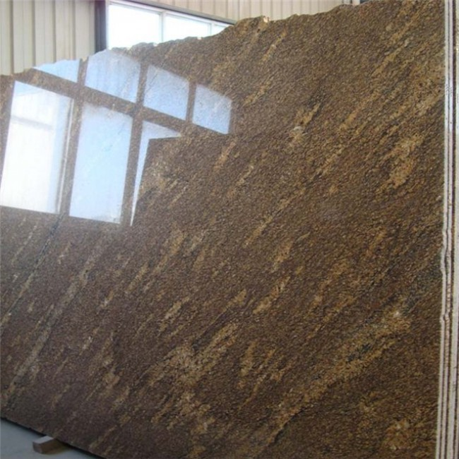 Giallo california granite slabs