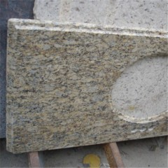 Santa Cecilia Light Granite vanity tops