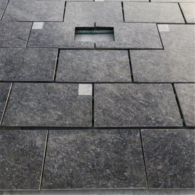 Polished Blue star granite tiles