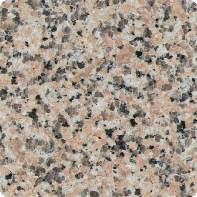 Beauty red granite