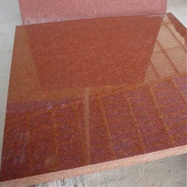 Absolute red granite