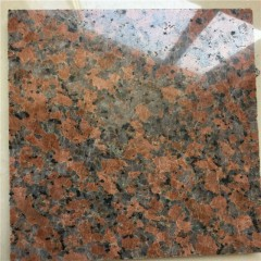 Maple red granite