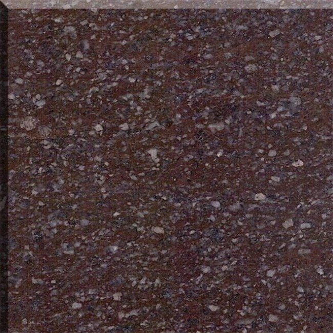 Porphyry red granite