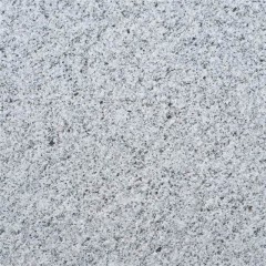 Misty white granite