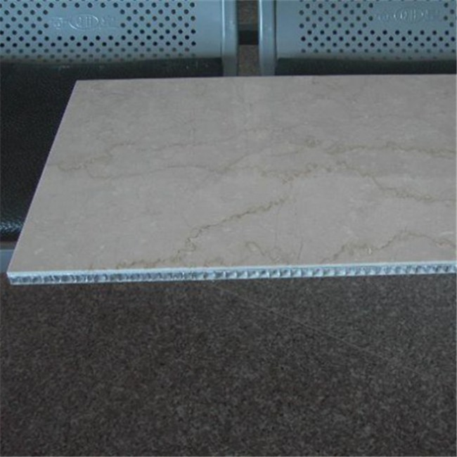 Marble Aluminium honeycomb Compound Tiles
