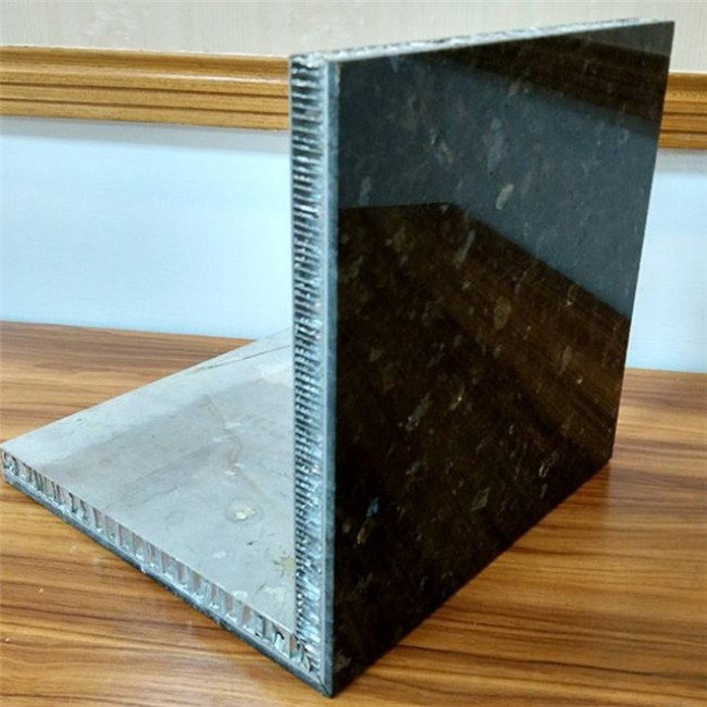 Aluminium honeycomb panel
