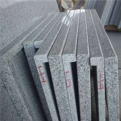 Granite laminated countertops