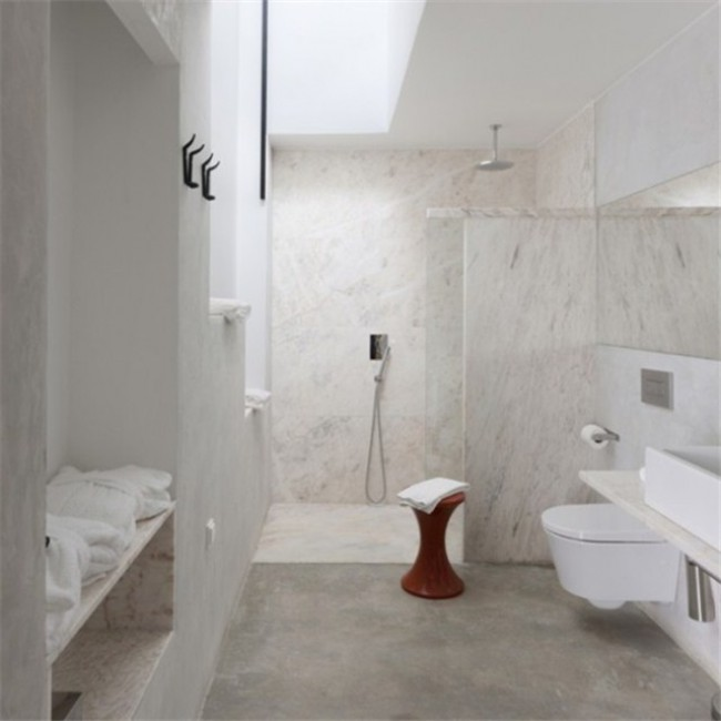 Marble show wall panels