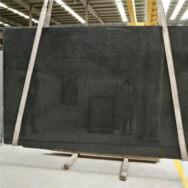 Indian absolute black granite slabs