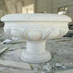 G603 granite flower pots
