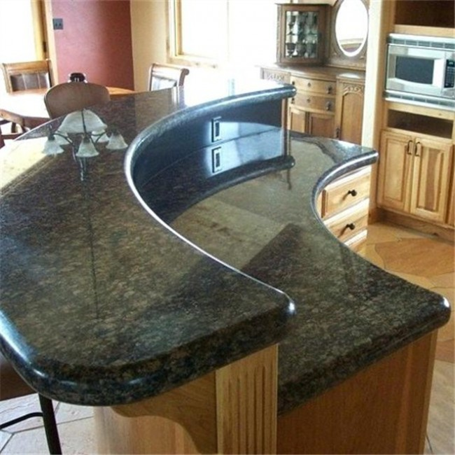 Granite bar tops for hotel and home