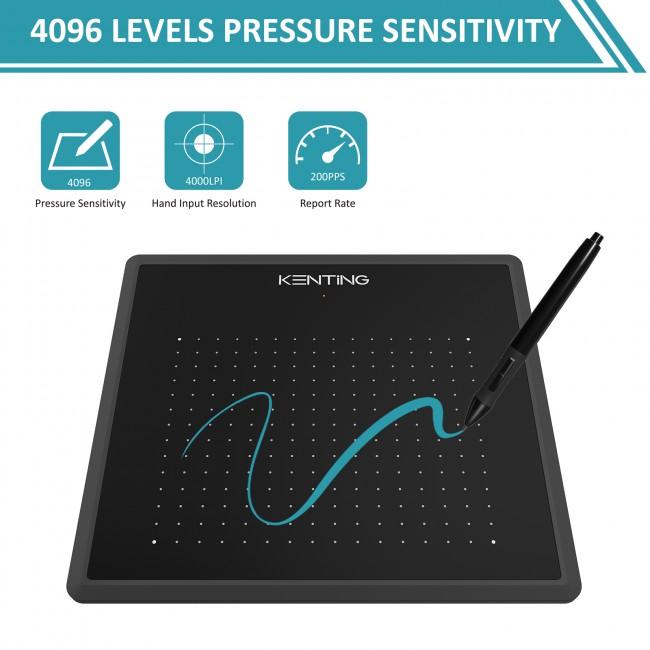 KENTING K5540 Drawing Tablet