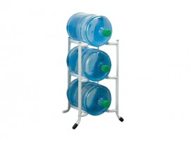 High Quality Metal Wire Water Bottle Display Rack