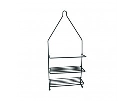 Water Proof Metal Shampoo Hanging Rack in Bathroom