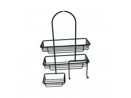 3 Tiers Bathroom Hanging Rack for Shampoo or Towel