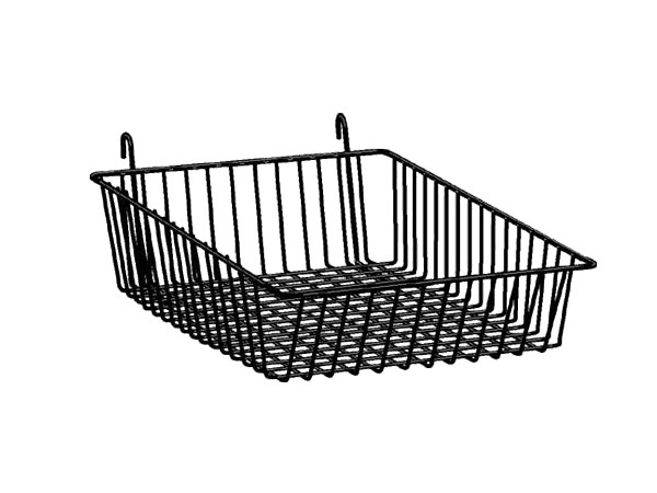 Floor stand metal wire basket for waste collect