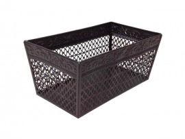 Factory OEM Die Cut Metal Basket