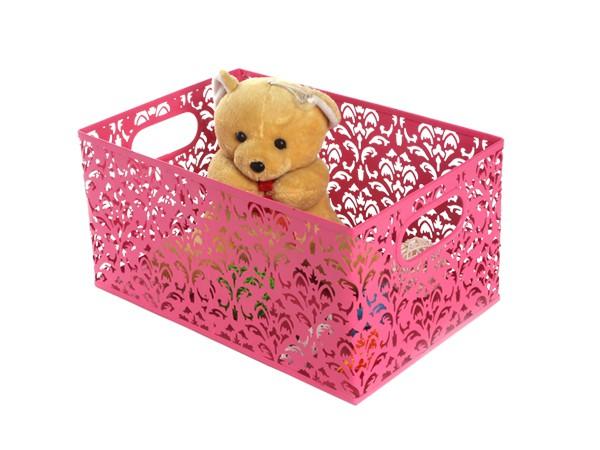 Baby toy storage box
