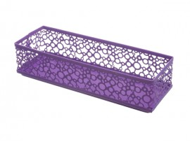 Embossing rectangular box