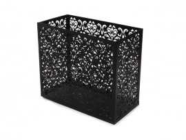 Metal large embossing storage box