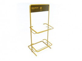 Custom-made High Quality Sturdy Metal Supermarket Display Rack