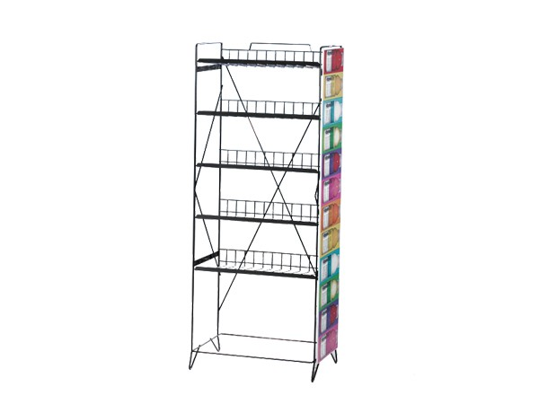 Shopping Mall Metal pharmacy display stand
