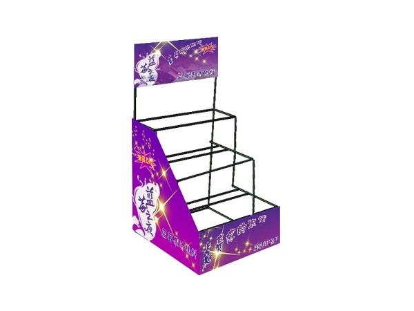 OEM Design Hot Sale Metal pharmacy display rack