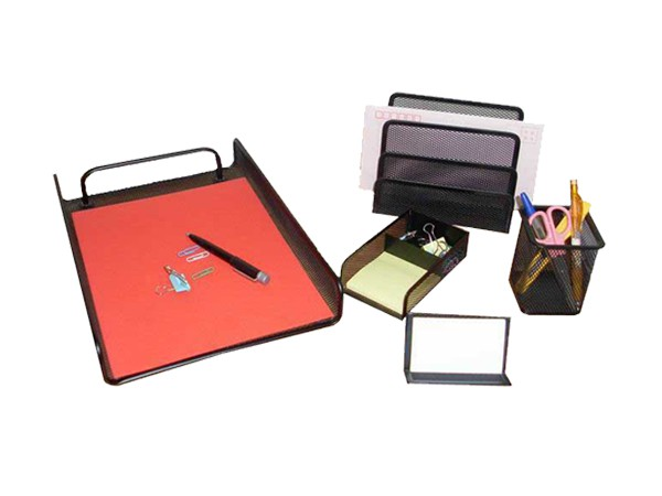 School and office supply stationery set