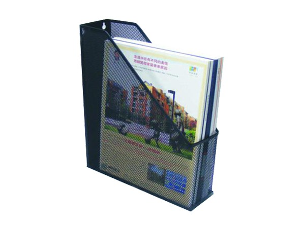 Counter table magazine holder