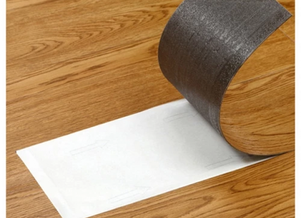About PVC self-adhesive floor