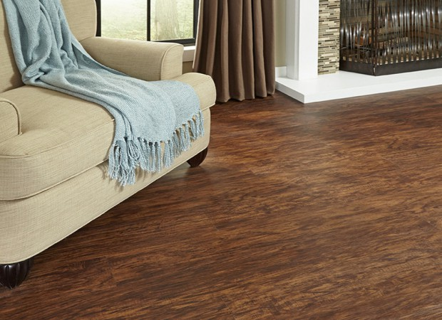 Choose High Quality Stone Plastic Floor