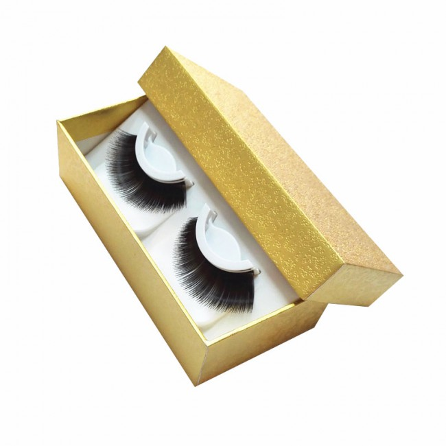 2019 custom cosmetic packaging makeup box and eyelash box