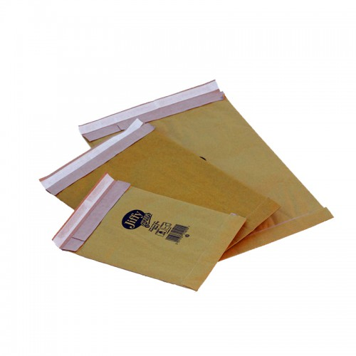 2019 Thick Express Bag Brown Kraft Paper Sacks Mailing Bag Biodegradable Recycled For Shipping