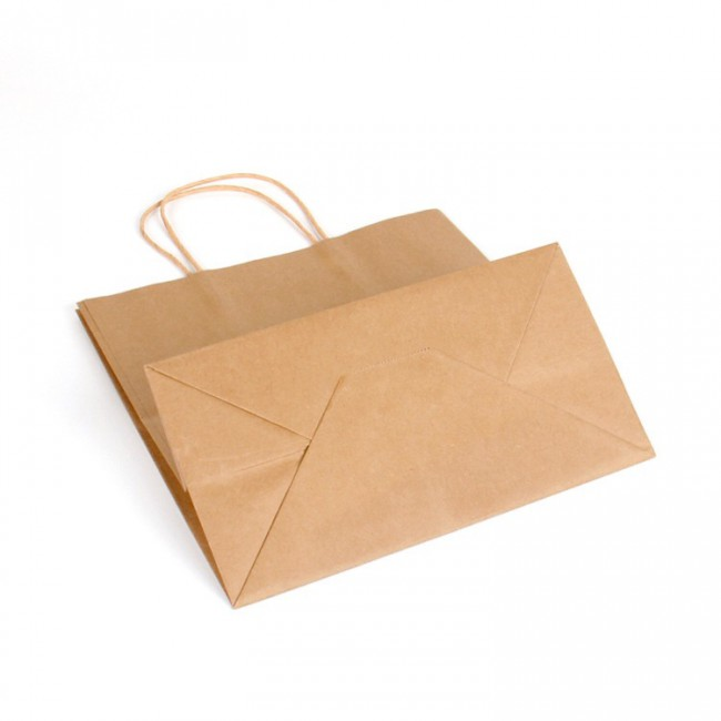 2019 grocery paper bags wholesale kraft paper bag brown