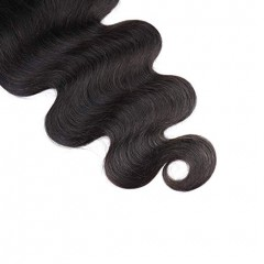 Top Swiss Lace 1 PC 6x6 Body Wave Lace Frontal