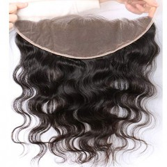 Top Swiss Lace 1 PC 13x4 Body Wave  Lace Frontal