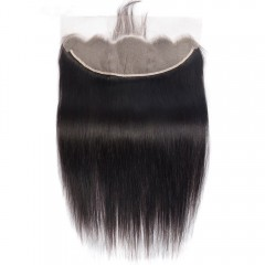 1 PC 13x4 Straight Transparent Lace Frontal