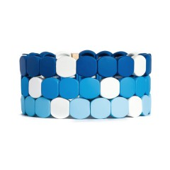 Fast Delivery 3Pcs/Set Hot Sale Enamel Bracelet Wholesale Women Jewelry