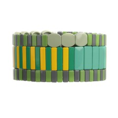 Fresh Friednship 3pcs/set Wholesale Enamel Bracelet Women Jewelry