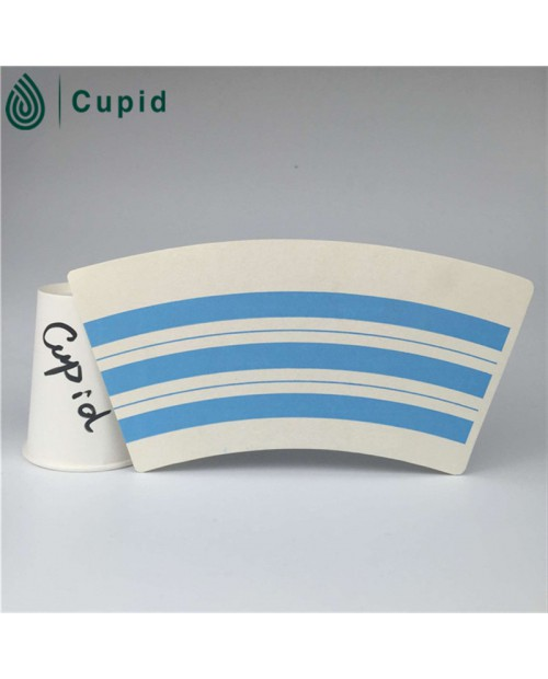 single side pe coated paper /paper cup paper/paper cup fan