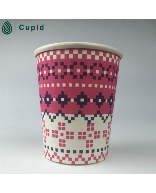 Hot sale popular hot drink coffee paper cups disposable